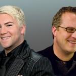 Zenagen Stylist Fan Matthew Holman and James Jordan of Matthew Ray Salon